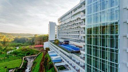 10 Hotel Dengan Jacuzzi Pribadi Di Puncak Bogor Untuk Liburan Makin Berkesan Yoadit Com