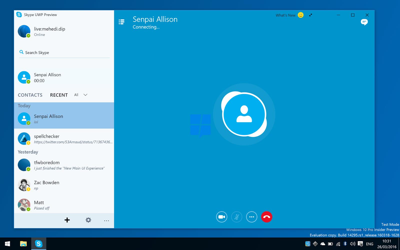 'invio di emoji, la ricezione di notifiche push, le chiamate, videochiamate, messaggi 4.a