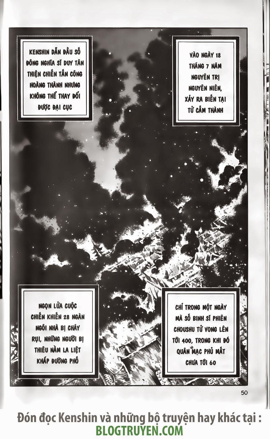 Rurouni Kenshin chap 170 trang 11