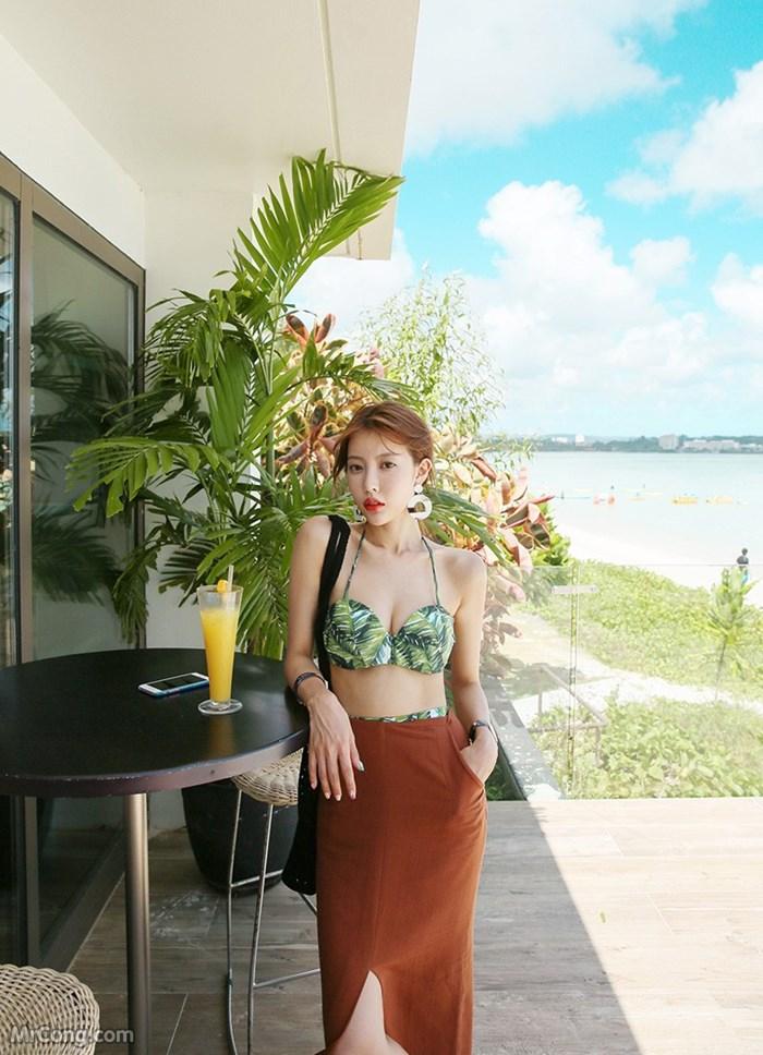 Image Kim-Hye-Ji-Hot-collection-06-2017-MrCong.com-002 in post Người đẹp Kim Hye Ji trong bộ ảnh thời trang biển tháng 6/2017 (92 ảnh)