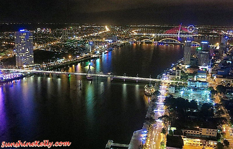 Dazzling Da Nang, Vinpearl Luxury, My Khe Beach, Sky36, Minh Toan Galaxy Hotel Da Nang, Da Nang Night View, Dragon Bridge, Han River, Han River Da Nang