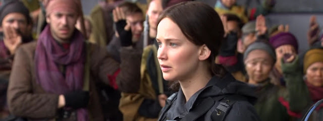Official 'Mockingjay - Part 2' EPK Lands - B-Roll And Cast/Crew Interviews