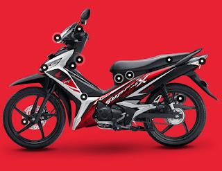Problem Tarikan Lemah Pada Honda Supra X 125 PGM FI