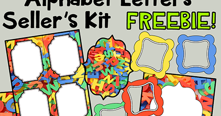 Classroom Freebies Grab Your FREE Alphabet Letters