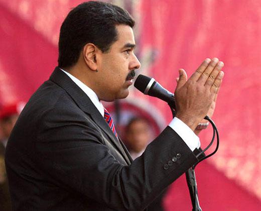 ¡DESCARO TOTAL! Maduro exige a las FANB lealtad a Chávez (+Video)