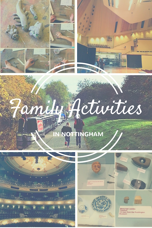 Family Activities in Nottingham | Morgan's Milieu: Check out my awesome write up on the arts and culture venues in Nottingham.