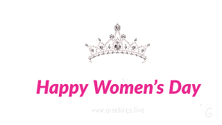 International women's day special greetings 2018 png