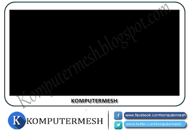 Cara Mengatasi Black Screen (Layar Hitam) Windows 8 / 10