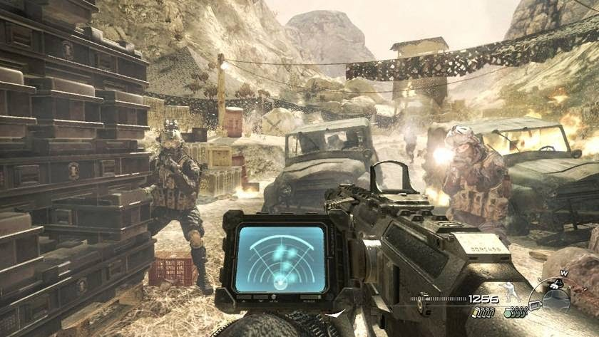 call of duty modern warfare 2 pc  full version for free