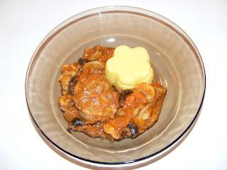 retete tocana de iepure la ceaun cu sos vanatoresc, retete de mancare, mancaruri cu carne, retete culinare,