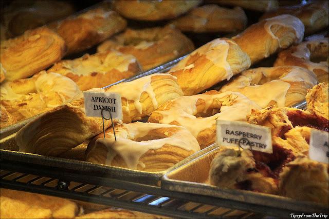 Danish pastries, Solvang
