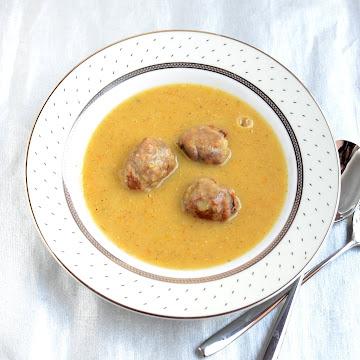 Libańska zupa z soczewicy  - Czytaj więcej »