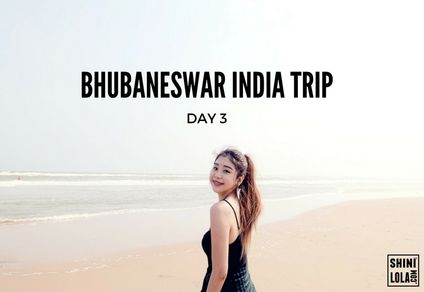 BHUBANESWAR INDIA TRIP DAY 3 (印度之旅)