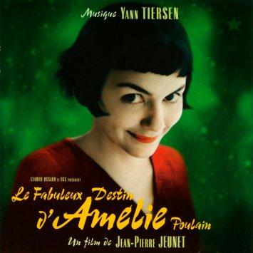 trilha sonora amelie poulain
