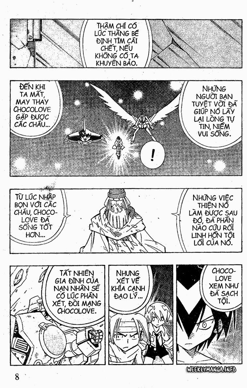 Shaman King [Vua pháp thuật] chap 204 trang 12