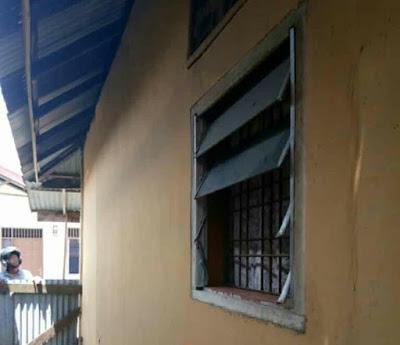 Ditinggal Selama Satu Bulan,Rumah Oppung Grace Dibobol Maling