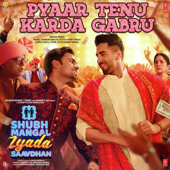 Shubh Mangal Saavdhan 2017 Hindi Movie 350MB HDRip 480p ESubs Free Download