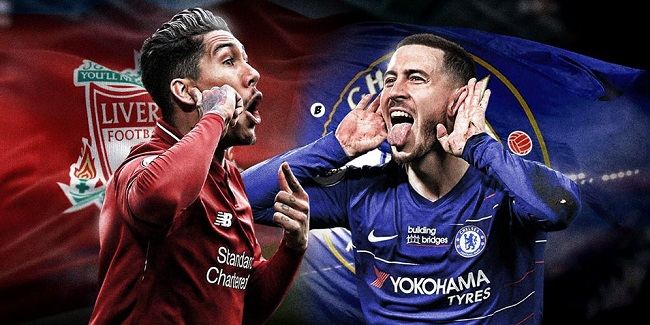live streaming chelsea vs liverpool pada minggu 14 april 2019