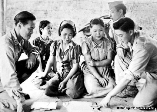 Sejarah Dan Polemik 'Hamba Seks' Ketika Perang Dunia Kedua
