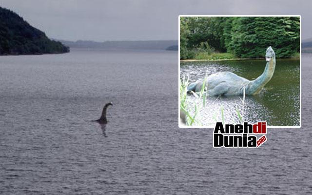 Monster Danau Loch Ness Jadi Target Hoax