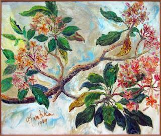 Lukisan Kartika Affandi