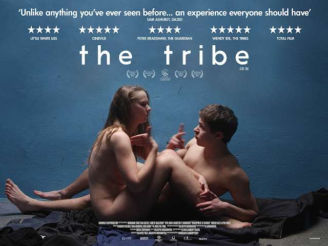 Cartel de la película The Tribe