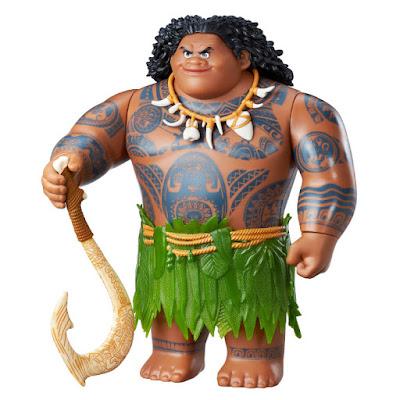 JUGUETES - DISNEY Vaiana  Maui : Figura - Muñeco  Hasbro B9342 | PELICULA 2016 | A partir de 3 años  Comprar en Amazon España