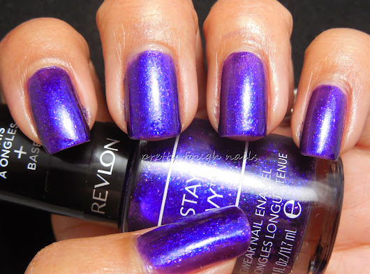 Revlon Colorstay Gel Envy Showtime Swatch And Review