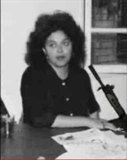 Dilma Terrorista no Passado e no Presente
