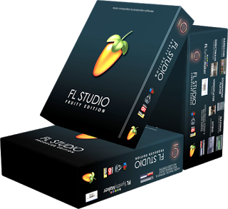 CRACK Image-Line Fruity Loops Studio Edition 12.0.2