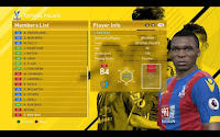 PES 2016 Option File Update Transfers For PTE Patch 6.0 v6 by niniboy