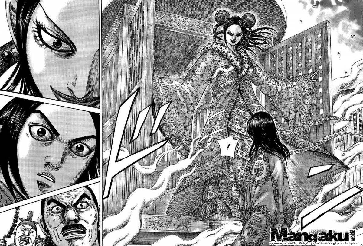 Baca Komik Manga Kingdom Chapter 411 Komik Station