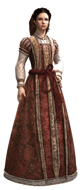 Lilith Sinclair S Top 10 Assassin S Creed Characters Wolf In A