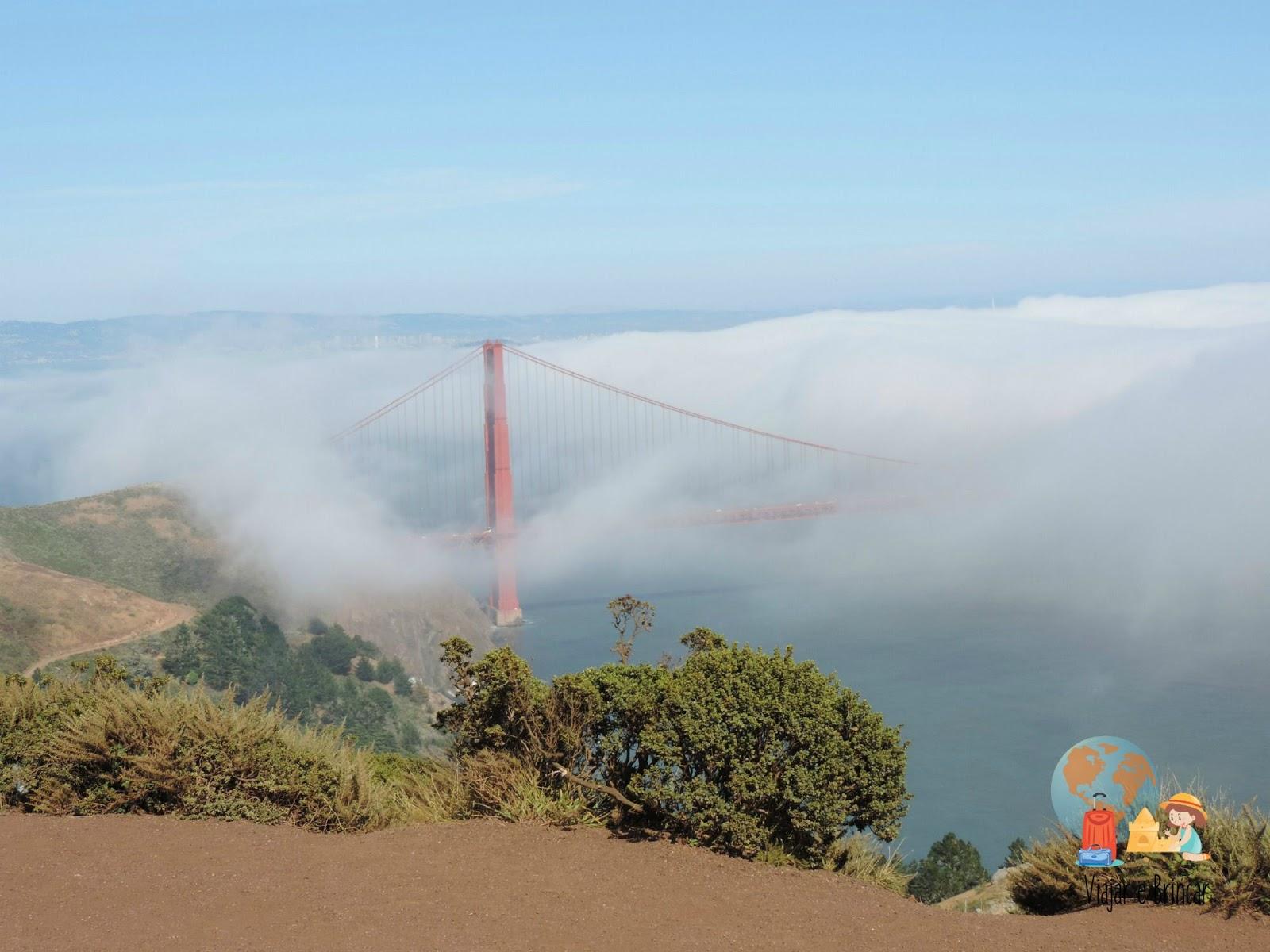 Golden Gate em São Francisco