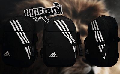 Nova mochila da Adidas para GTA San Andreas , GTA SA