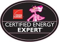 Owens Corning Certified Energy Expert Logo