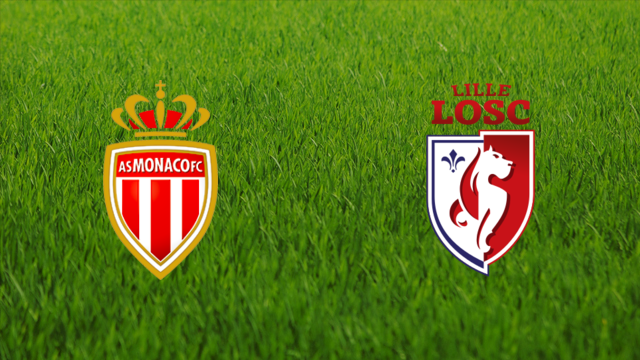 Monaco vs Lille Full Match And Highlights