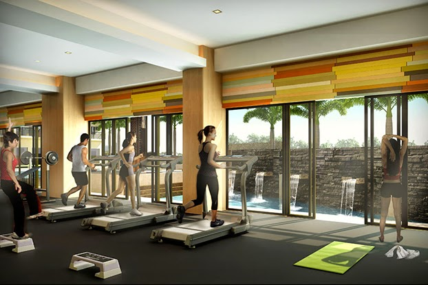 The Amaryllis Fitness Gym