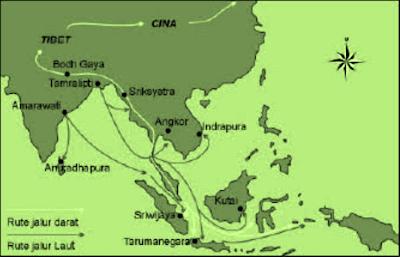 Teori-Teori Masuknya Hindu-Budha, Kebudayaan Hindu-Budha, Perkembangan Hindu-Budha