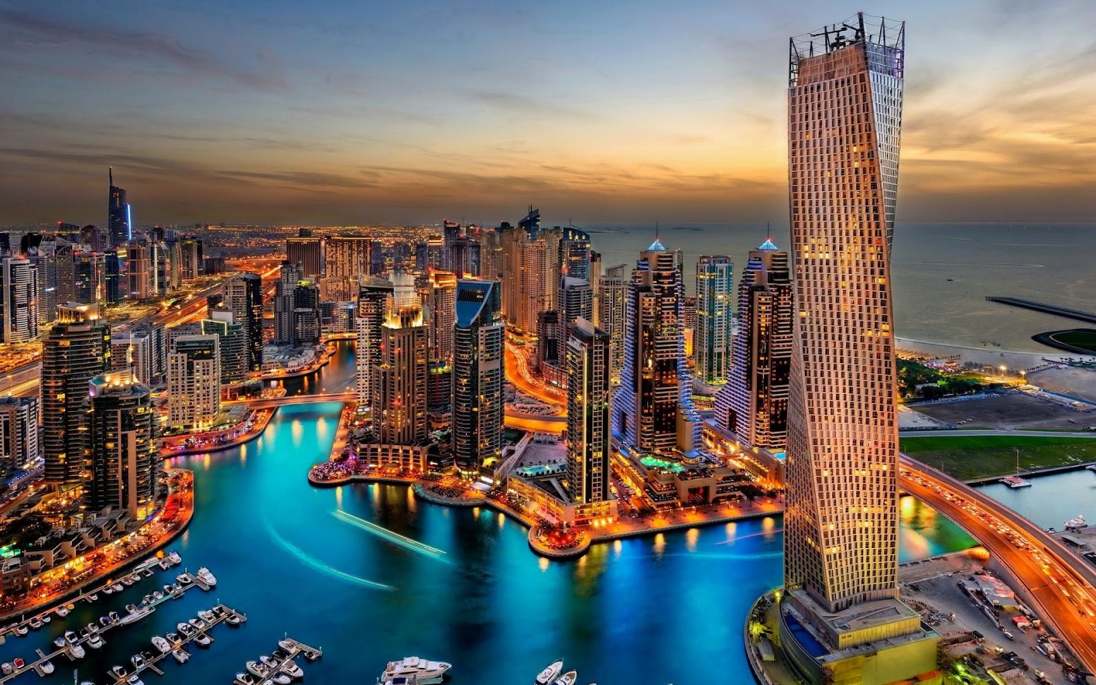 Attractive Destinations in Dubai
