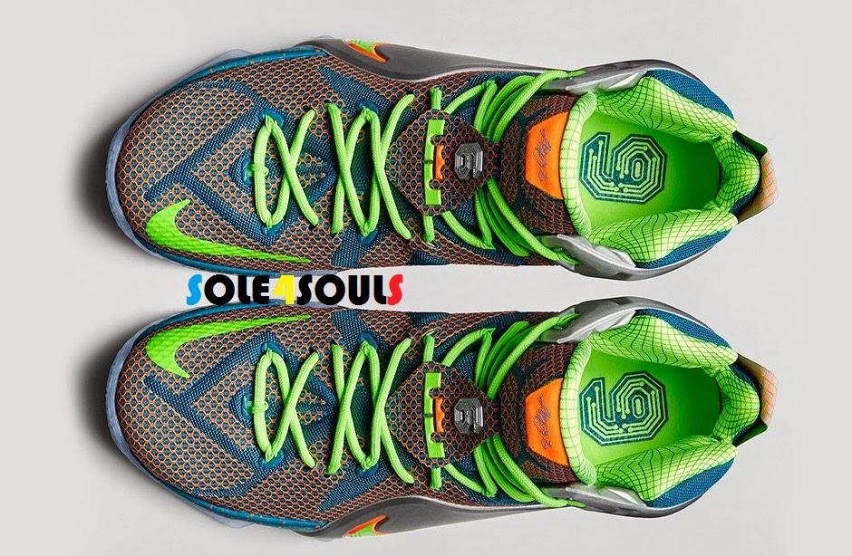 5a90eb9d3882 Nike LeBron 12 PRM Trillion Dollar Man. For Sale   PRE - ORDER