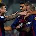 Barcelona goleó al Girona y es el único líder de la liga española