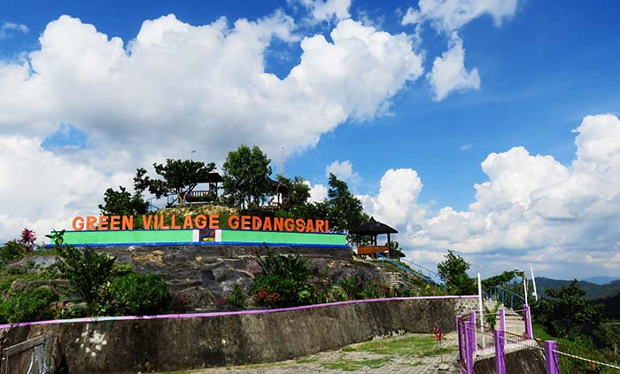 Green Village Gedangsari, Gunungkidul
