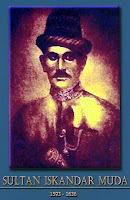 gambar-foto pahlawan nasional indonesia, Sultan Iskandar Muda