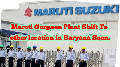 "The  largest car maker in India  Maruti Suzuki confirm that the relocation of its first plant from Gurgaon to another site is due to congestion and heavily traffic near the plant, Company searching location near  to current vendor base.     More than 5,000 trucks enter and leave daily from both plants in Haryana. Both plants receive raw materials and components from the more than 2,500 vendors in 3,500 trucks daily.   Maruti team meet Haryana govt in early of month and discussed to acquire 1300 acres of land at IMT Sohna, which is near about  25 to 30 km from Gurgaon location. MSIL planning to increase production to 2 Million till 2020 and 3 Million by 2025 and lastly to 5 Million till 2030 and for this they have to change the location which is free from traffic obstacles and hassles.   Mr. Bhargava share that ""they have  experience and learnt from the  Gujarat unit that they required facilities like residential areas for employees and hospitals and schools near the Manufacturing location"".   Currently at MSIL Gurgaon plant Many models including Alto and WagonR, with   capacity of around 6.5 lakh units annually and combined capacity of 15 lakh at both plants of MSIL in Haryana location.   Comment your suggestion for the best location to move from Gurgaon city to other with best benefits."