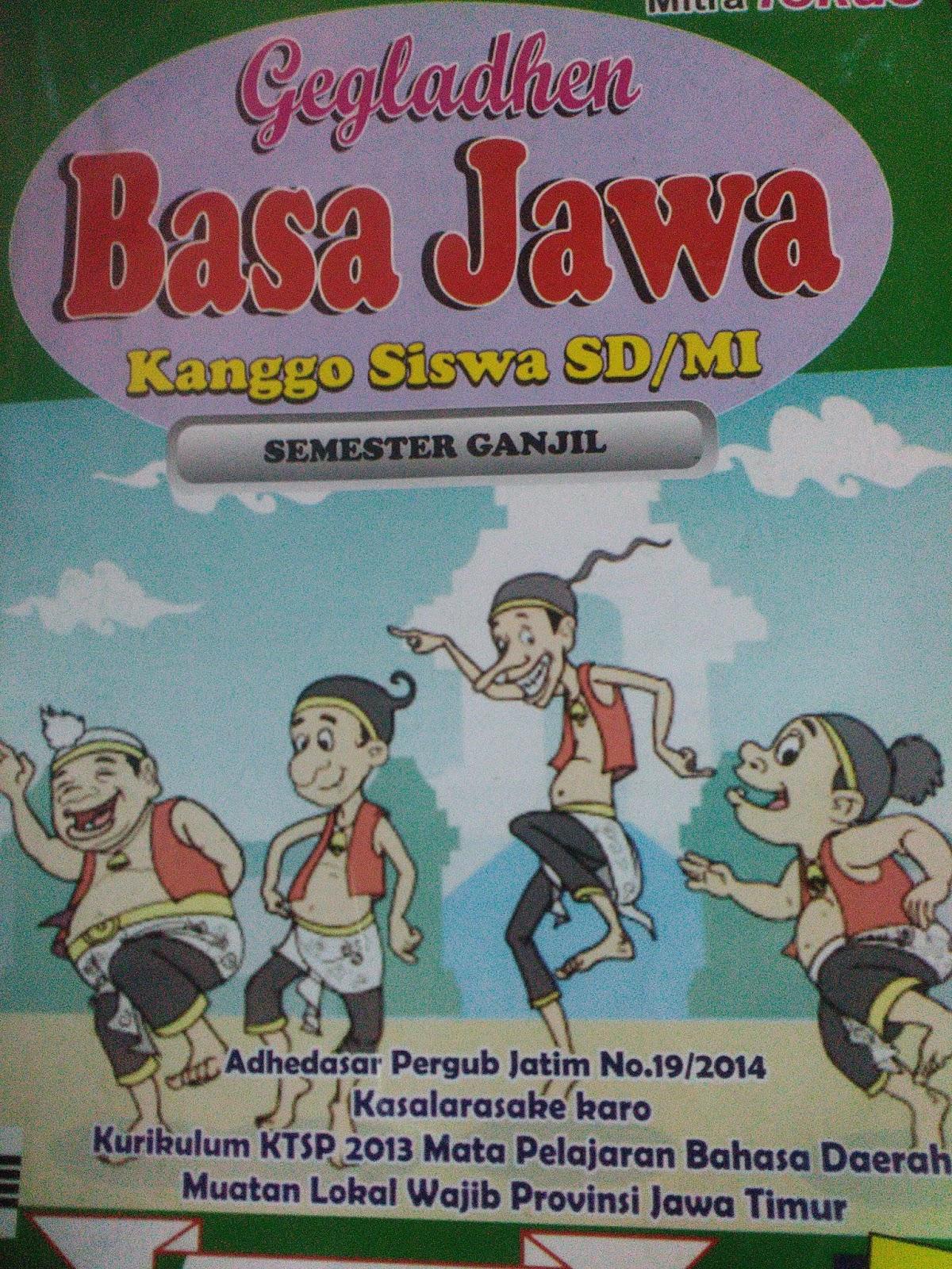 45 Kunci Jawaban Buku Paket Bahasa Jawa Kelas 4 Images