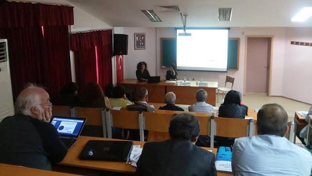 Συμμετοχή του Φορέα Διαχείρισης Δέλτα Έβρου στο 5ο Διεθνές Ευρασιατικό Ορνιθολογικό Συνέδριο