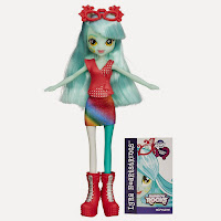 Lyra Heartstrings Equestria Girls Rainbow Rocks Doll