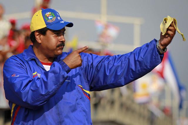 Porque a algunos políticos opositores no les conviene la caída de Maduro?