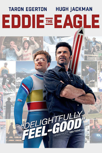 Eddie The Eagle (BRRip 720p Dual Latino / Ingles) (2016)